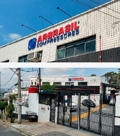 Ar Brasil Compressores